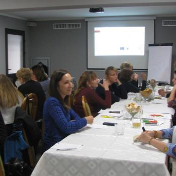 """Galeria Szkolenie w ramach KSOW - """"partnerstwo jako specyficzny projekt"""""""