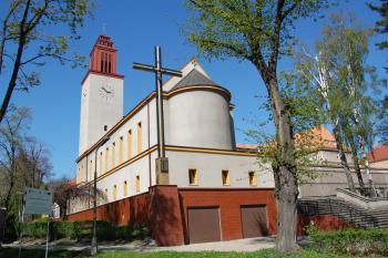 Bazylika pod wezwaniem Świętej Rodziny w Branicach