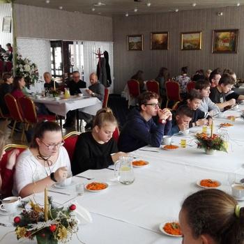 Galeria Wspólny obiad